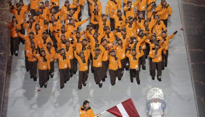 Объявлены фамилии спортсменов, которые представят Латвию на Олимпиаде в Пхенчхане