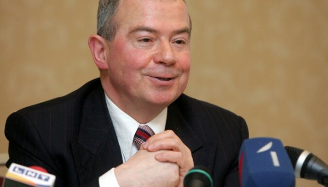 Лембергс не нашел в Латвии ни одного правозащитника
