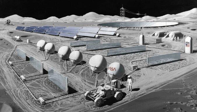 """Глава """"Роскосмоса"""" пообещал не допустить приватизации Луны"""