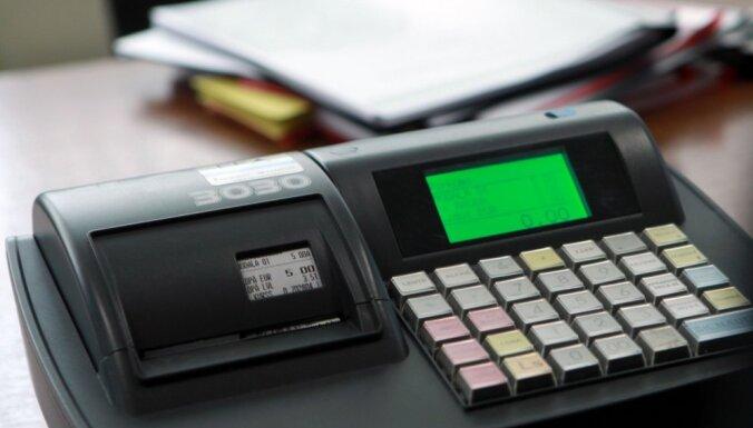 Datus no kases aparātiem VID varētu iegūt ar blokķēdes tehnoloģijas starpniecību