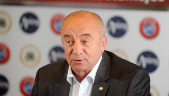 Mežeckis: Pātelainenu mums ieteica arī UEFA