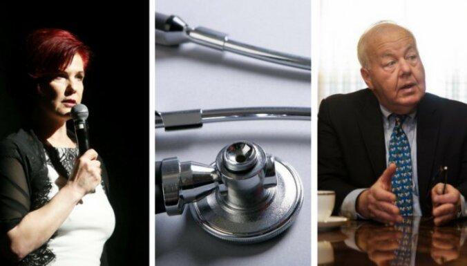 """26 января. Аболтиня против гонки за """"кликами"""", проблема с семейными врачами, интервью с бывшим сотрудником ЦРУ"""