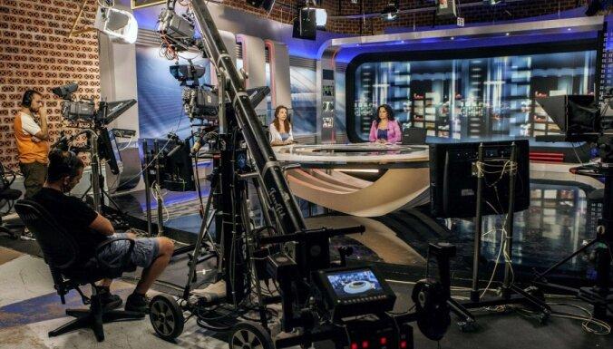 Grieķijas sabiedriskā TV atsāk ziņu raidīšanu
