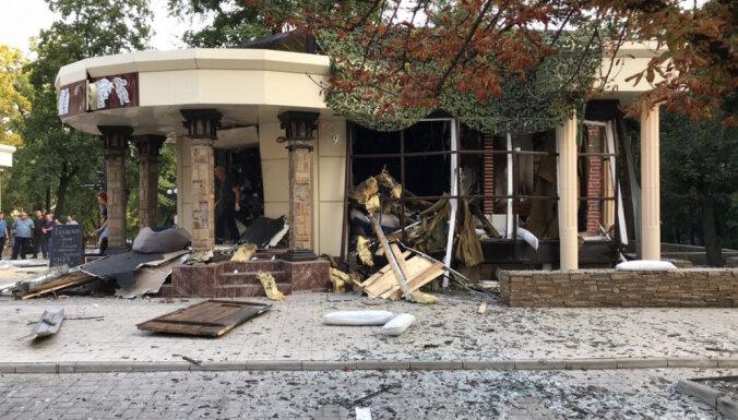 В результате взрыва погиб глава ДНР Александр Захарченко