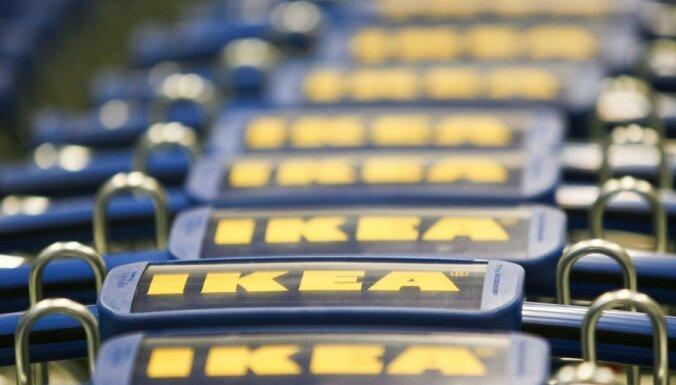 Ikea намерена выйти на рынки Латвии и Эстонии