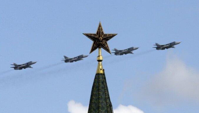 Vācijas izlūkdienests: Putina varas blokā parādījušās plaisas