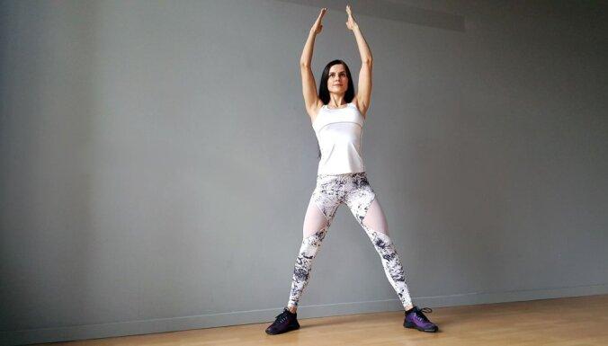 Как поддержать форму и иммунитет? 6 простых, но очень эффективных упражнения для домашних тренировок