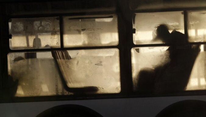 Комендантский час: общественный транспорт в Риге в будет курсировать до 22.00