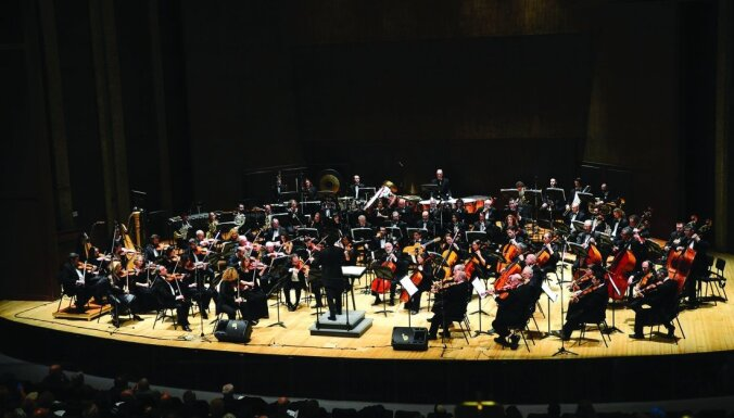 Rīgas festivālu atklās Jeruzalemes simfoniskā orķestra koncerts