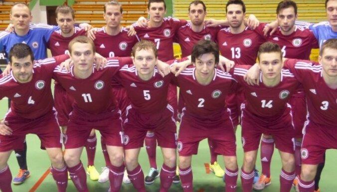 Отбор на Евро-2016: футзалисты сборной Латвии уступили боснийцам