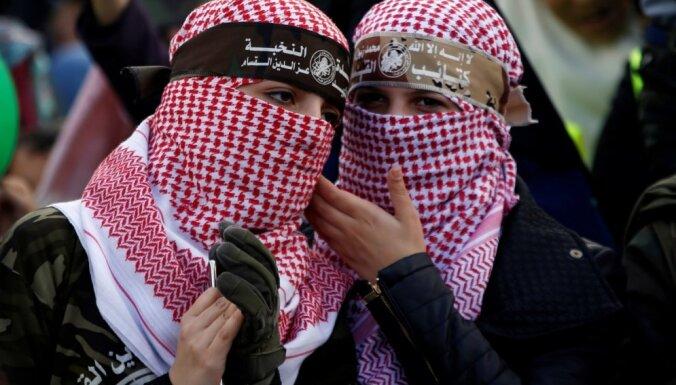 ХАМАС выпустил по Израилю более тысячи ракет