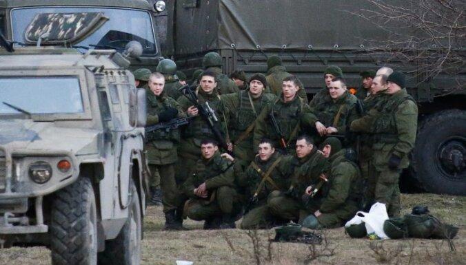 Kijeva: vairāk nekā 1000 Krievijas karavīru pametuši Ukrainu