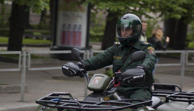 Латвия укрепляет восточную границу: МВД увеличит штат пограничников