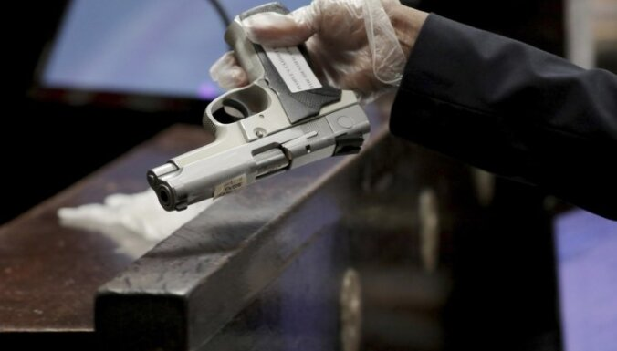 Два человека погибли в результате стрельбы на рынке в Калининграде