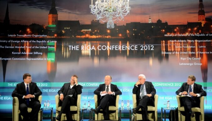 Baltijas valstu vadītāji un eksperti: eirozonas nākotnes prognozes ir pozitīvas