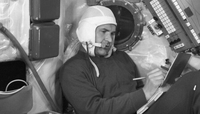 Умер советский космонавт Валерий Кубасов