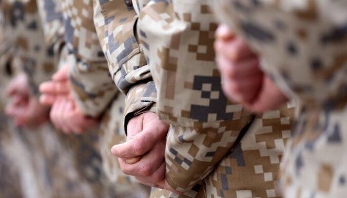 Жителей просят не волноваться: в пятницу на улицах Риги пройдут учения земессаргов и военнослужащих