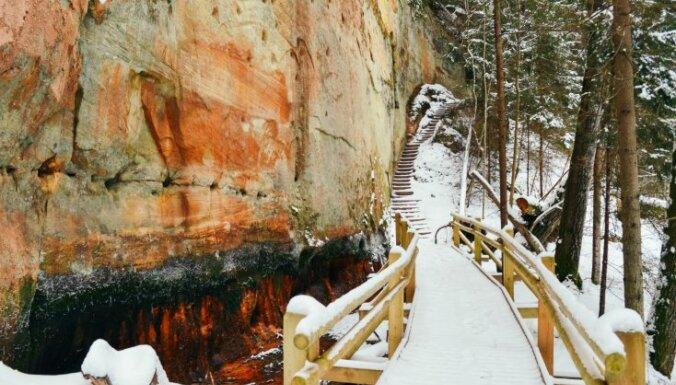 Ziemu izbaudot: 17 idejas sniegotām pastaigām
