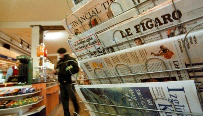 Eiroparlaments prasa vērtēt tiesību aktu izmaiņu ietekmi uz preses brīvību