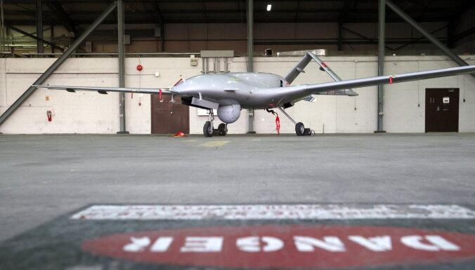 Poļi no turkiem iepirks kaujas dronus 'Bayraktar TB-2'