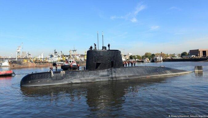 Пропавшая в Атлантике аргентинская подлодка пыталась выйти на связь