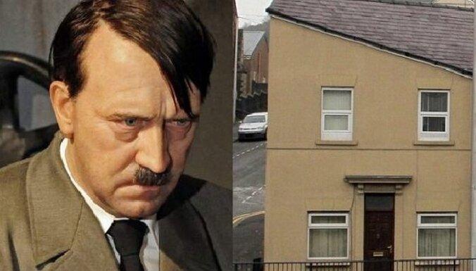 Hitlers un viņam līdzīgais nams Velsā