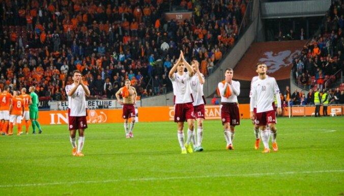 Latvija - Niderlandes