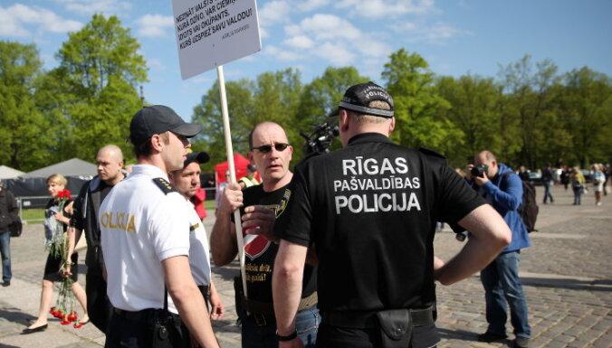 Полиция 9 мая задержала в парке Победы 27 человек (обновлено в 23.58)