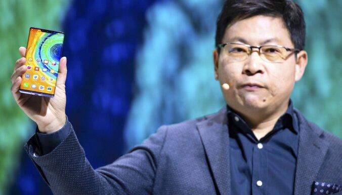 Huawei стала производить смартфоны без американских комплектующих