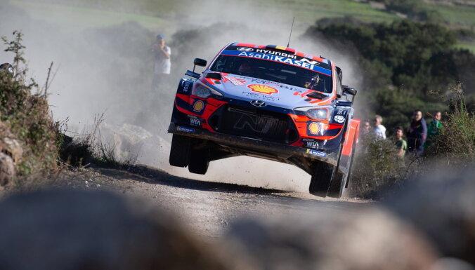 WRC kalendārā decembra beigās iekļauts arī Moncas posms