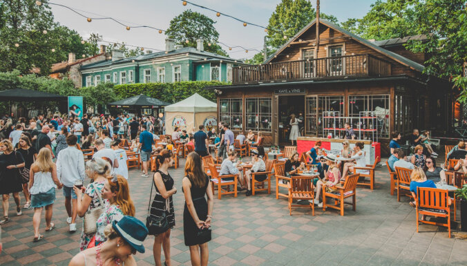 Калнциемский квартал хочет получить официальный статус постоянного рынка
