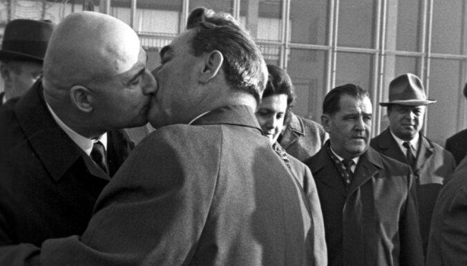 Vēsturiski foto: PSRS norieta aizsācējam Leonīdam Brežņevam – 110