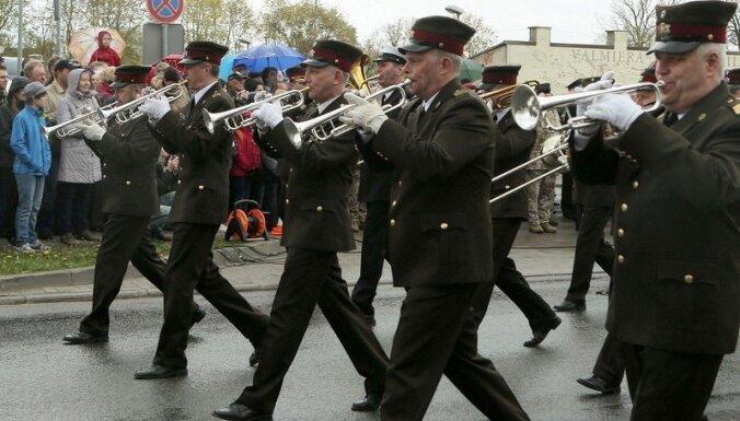 Nedēļas nogalē Rīgā salidos militārie orķestri; 'Delfi' piedāvā koncerta tiešraidi