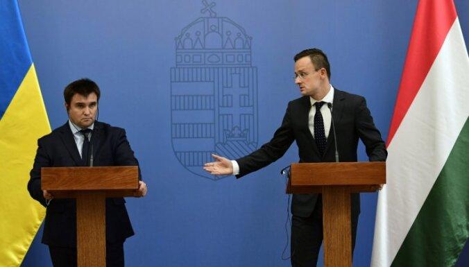 Венгрия наложила вето на проведение саммита НАТО — Украина