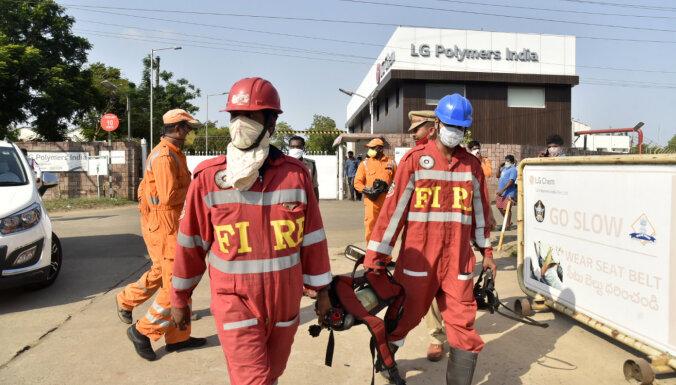 Утечка нахимзаводе убила неменее  8 человек: сотни человек пострадали