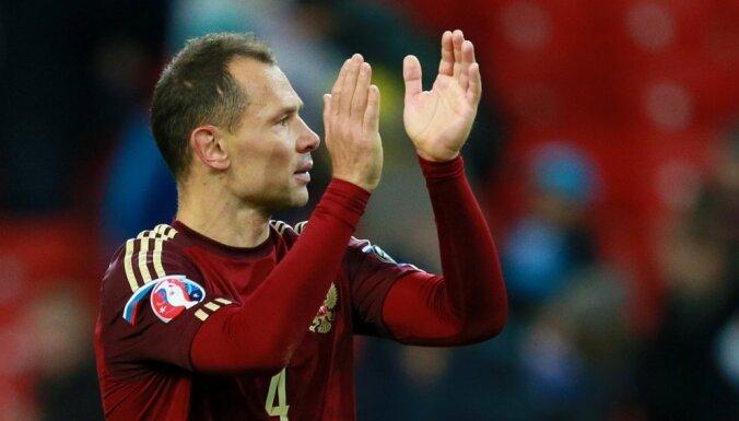 Russian player Sergey Ignashevich