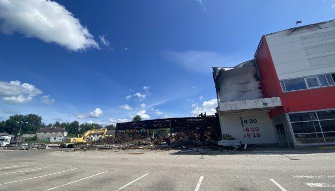 Где в Резекне может быть построен новый магазин Depo?