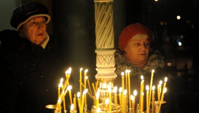 Православное Рождество: Затлерс — за, Аболтиня — против