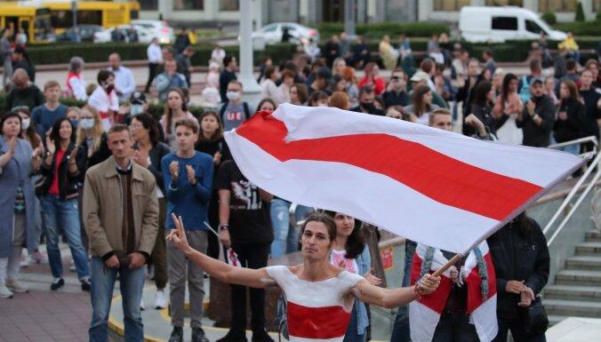 Известные спортсмены присоединились к мирным акциям протеста в Беларуси