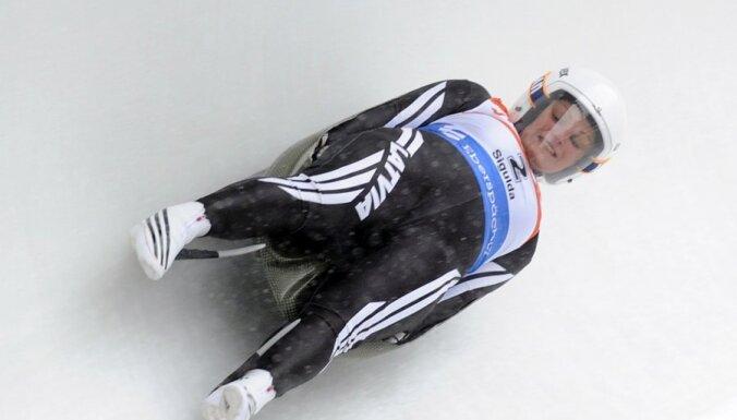 Pasaules kausa Siguldas posmam gatavojas 10 Latvijas kamaniņu braucēji