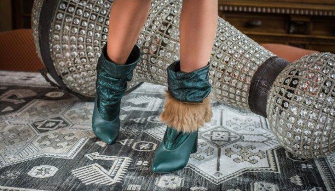 """ФОТО. Латвийский бренд обуви """"SAZ"""" выпустил осенне-зимнюю коллекцию"""