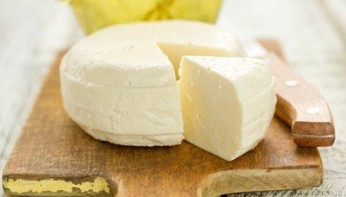 Svaigais olu siers