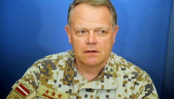 Граубе: Латвия сама по себе— база НАТО