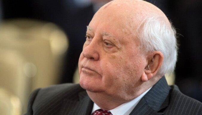 Литовский суд вызвал Горбачева в качестве свидетеля