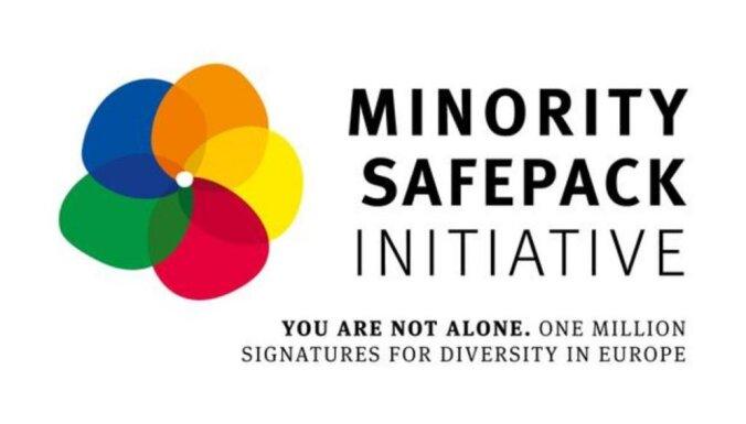 За инициативу о защите прав живущих в ЕС нацменьшинств собран миллион подписей