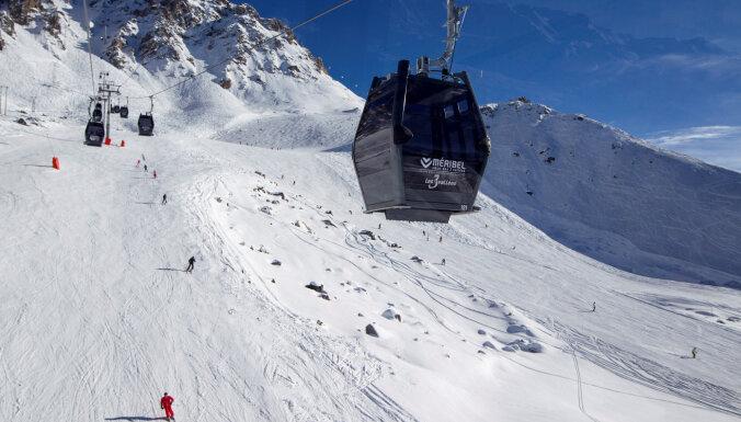 Vācija rosina līdz janvārim slēgt slēpošanas kūrortus ES