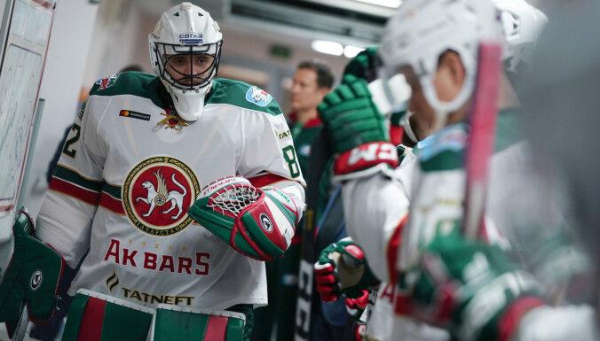 'Ak Bars' pieprasa pārtraukt KHL sezonu
