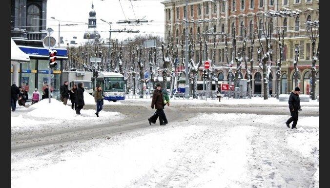 Nedēļas nogalē Latvijā sals sasniegs mīnus 18 grādus