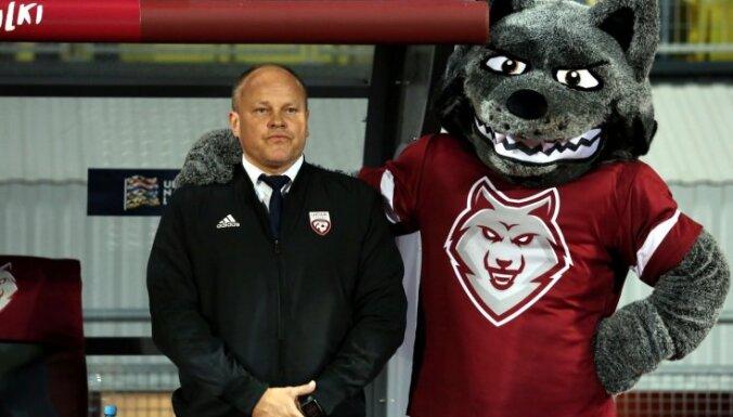 Pātelainens neturpinās vadīt Latvijas futbola izlasi