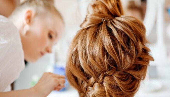 Matu kopšanai labvēlīgās dienas decembrī un frizūru idejas ikdienai un svētkiem